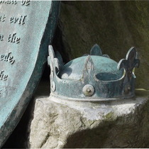 Magna Carta fountain