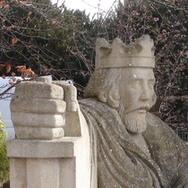 Sealing of the Magna Carta - Egham