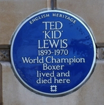 Ted 'Kid' Lewis