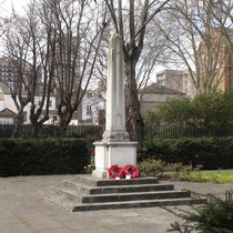 St George in the East war memorial