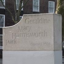 Geraldine Mary Harmsworth