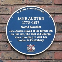 Jane Austen - Dartford