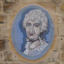 Morley mosaics - KEW - Hester Thrale
