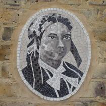 Morley mosaics - KEW - Mrs Mallet