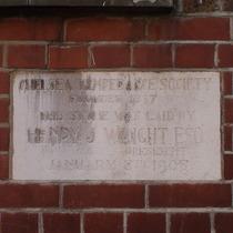 Chelsea Temperance Society - Wright