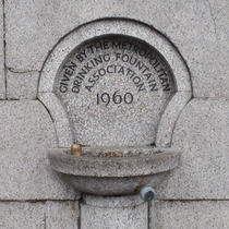Drinking fountains - Trafalgar Square
