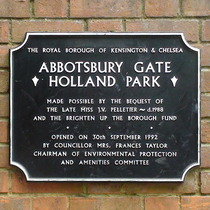 Abbotsbury Gate