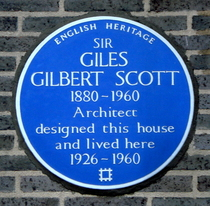 Sir Giles Gilbert Scott - W2