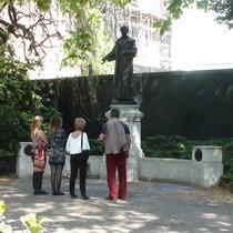 Emmeline Pankhurst statue