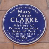 Mary Anne Clarke