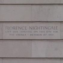 Florence Nightingale - Harley Street