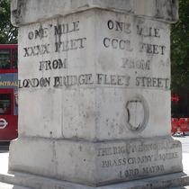 St George's Circus - obelisk