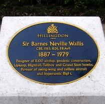 Sir Barnes Wallis - Harmondsworth