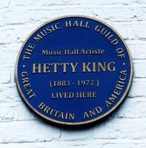 Hetty King