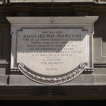 Marconi birth - Bologna