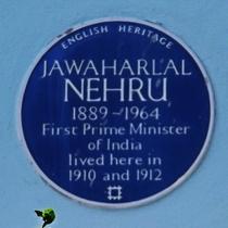 Jawaharlal Nehru - W11
