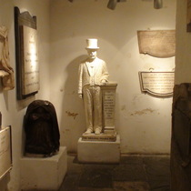 Henry Croft tomb