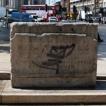 Brixton Theatre foundation stone