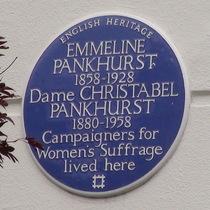 Emmeline and Christabel Pankhurst
