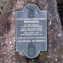 Air Chief Marshal Dowding - Tunbridge Wells