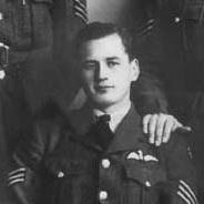 Flt/Sgt. Alexander Chibanoff, RCAF