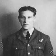 Sgt David Richard Coe, RCAF