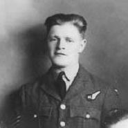 Sgt Eric Thomas Potts, RCAF