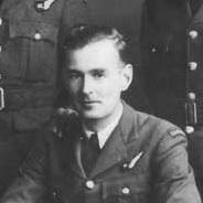 F/O Frederick Vere Webb, RCAF