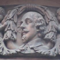 Caxton Hall - head 3 - Shakespeare