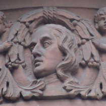 Caxton Hall - head 8 - unidentified