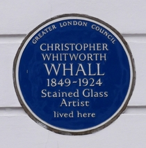 Christopher Whall