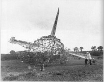 Crash of the R101 airship