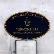 Vernon Hall Restoration