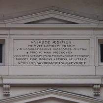 Viscount Milton at Pimlico Grammar School