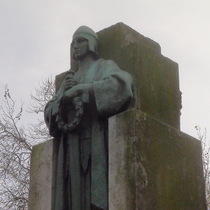 St Johns Hackney war memorial