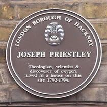 Joseph Priestley - E5