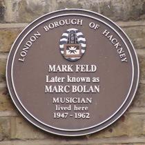 Marc Bolan - N16