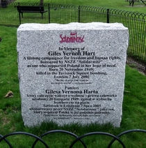Giles Vernon Hart - W6