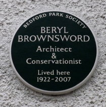 Beryl Brownsword