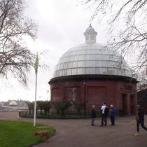 Greenwich Foot Tunnel - north
