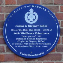 Poplar & Stepney Rifles