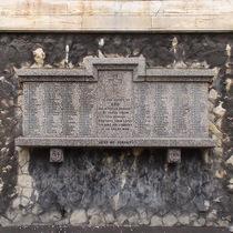 St Lukes Hackney war memorial