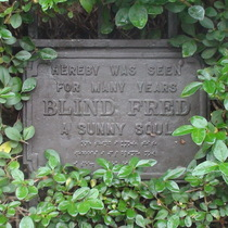 Blind Fred