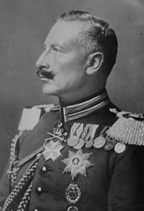 King Wilhelm II of Germany