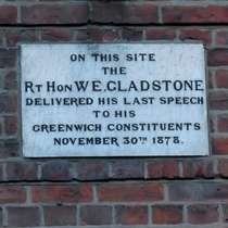 William Gladstone - SE18