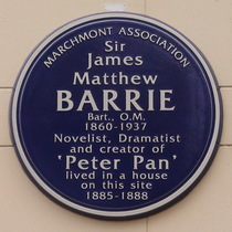 J.M. Barrie - WC1