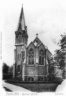 German Evangelical Church Sydenham