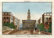 Church of St. John of Tyburn / St Marylebone