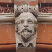 Bermondsey Library - 2 - Shakespeare