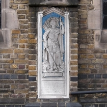 St Barnabas war memorial